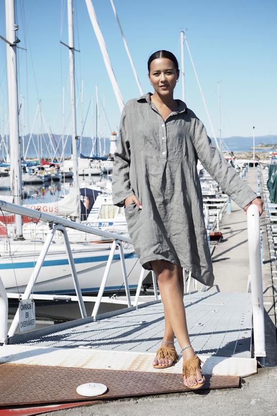 Matilde Dress Olive