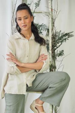Julie Shirt Beige