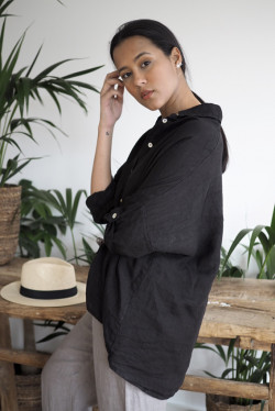 Julie Shirt Black