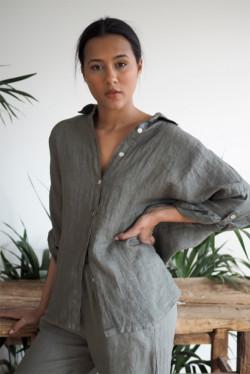 Julie Shirt Olive