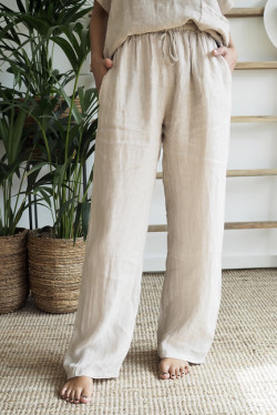 Julien Pants Beige