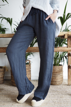 Julien Pants Navy