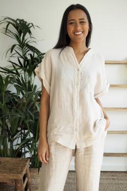 Lana Shirt Beige