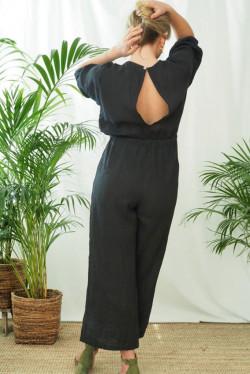 Marna Linen Jumpsuit