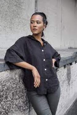 Milla Linen Black