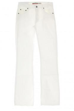Longcut cotton white