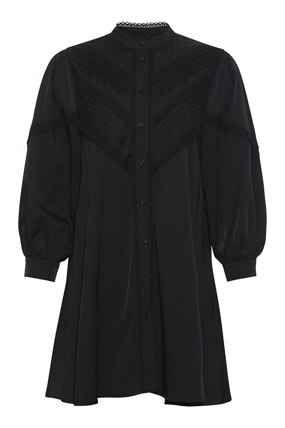 Fia shirt dress