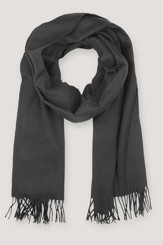 Accola scarf Black