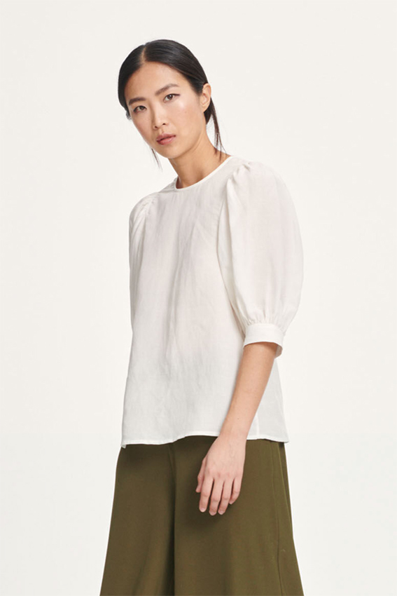 Celestine blouse white