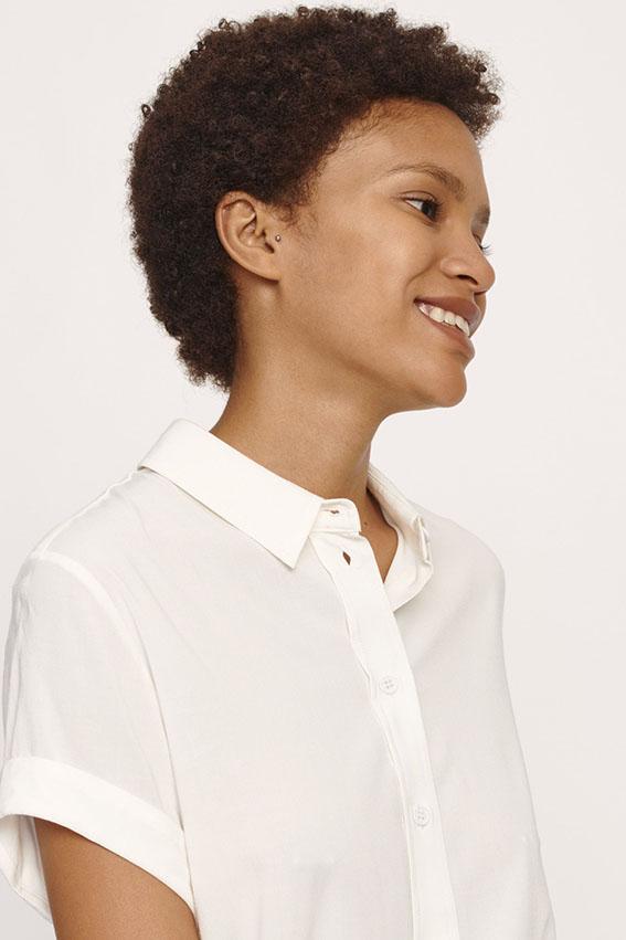 Majan shirt Creme