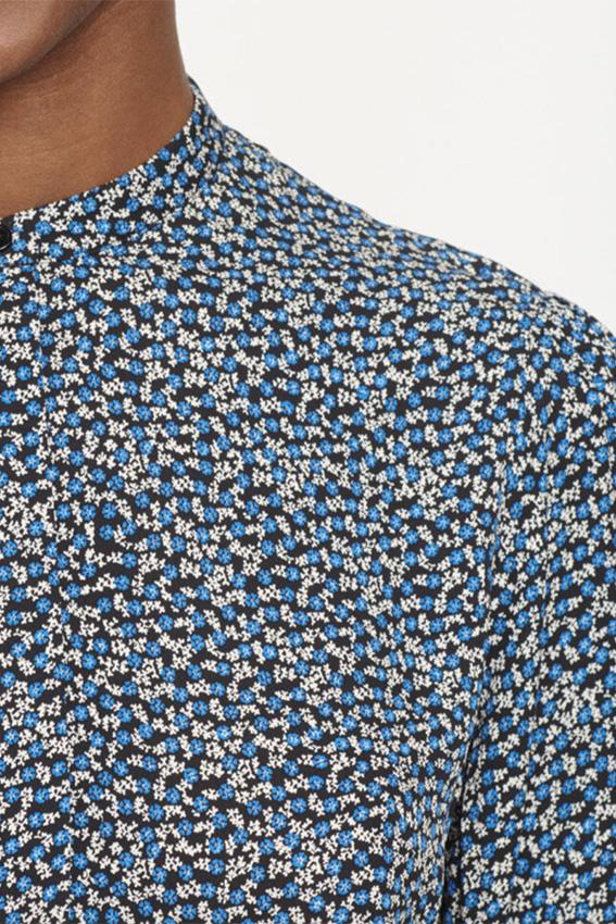Monique dress Blue Twiggy
