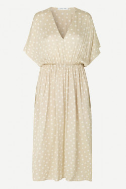 Andina long dress aop
