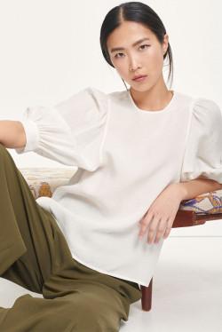 Celestine blouse white