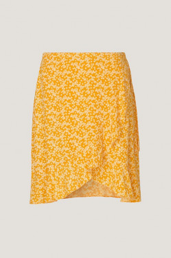 Limon s wrap skirt