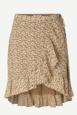 Limon wrap skirt