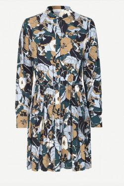 Monique shirt dress