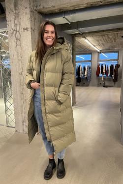 Sera coat Covert Green