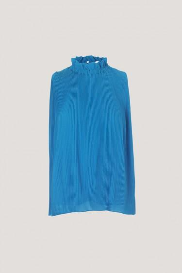 Malie top Blue