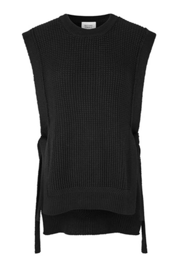 Aventurine Knit Vest