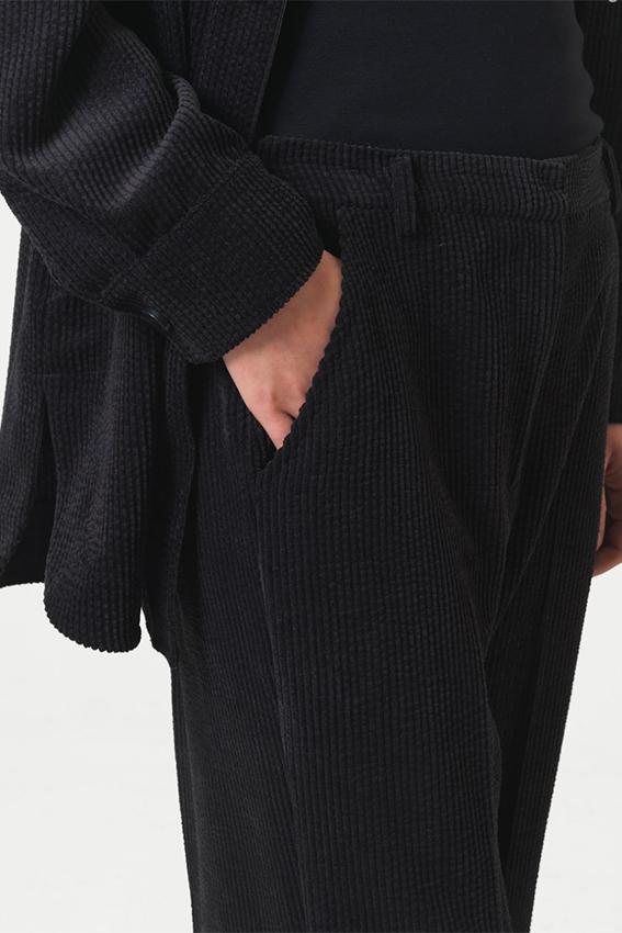 Boyas Trousers Black