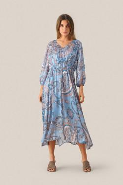 Adelina LS Dress