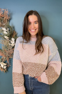 Berthe Knit O-Neck