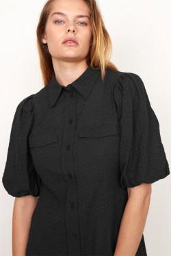 Bilbao Mini Dress Black