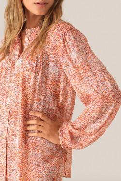 Floral LS Shirt