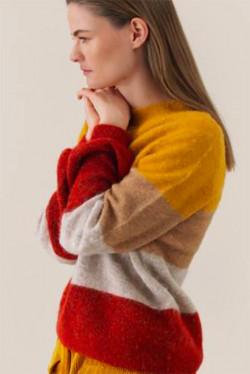 Maville knit o-neck