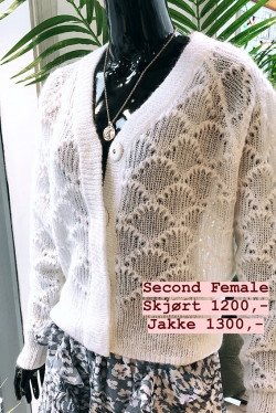 Palm Knit Cardigan