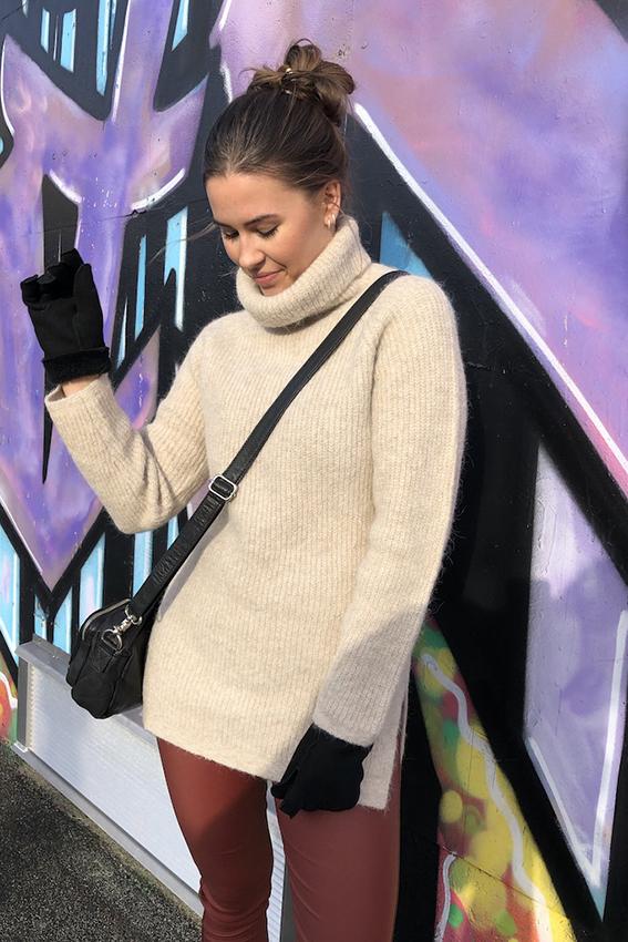 Nellie Sweater Sand