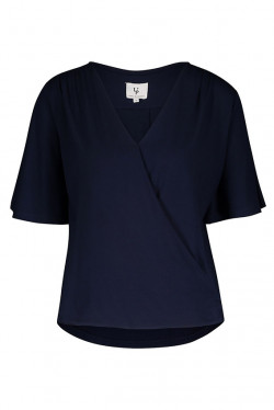 Anette Top Navy