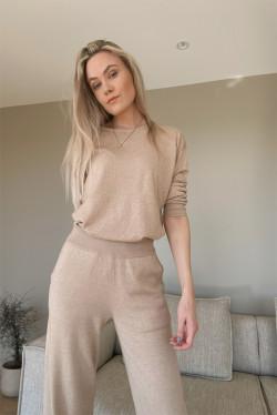 Brenda Sweater Champagne