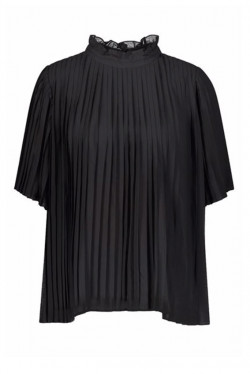 Cathinka Top Black