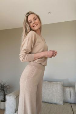 Meg Pants Champagne